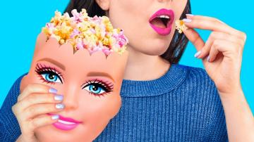 Трум Трум Еда в стиле Барби – 7 идей