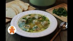 Суп с Ленивыми Пельменями | Рецепт Ирины Хлебниковой