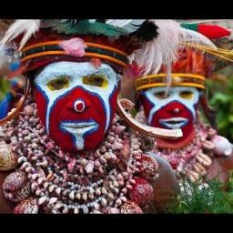 Папуа Новая Гвинея самая неизведанная страна в мире: Дикие племена Папуа Новой Гвинеи
