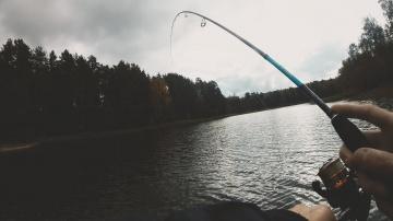 ОКУНЬ ПРОСТО ОЗВЕРЕЛ!!! Ловля на Джиг Осень 2017 / Рыбалка на Спиннинг