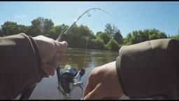 Окунь, голавль, Днепр - Рыбалка с лодки