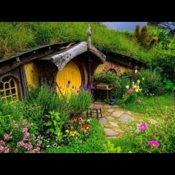 Деревня Хоббитон в Новой Зеландии: Hobbiton: В гостях у хоббитов