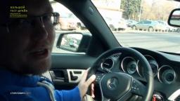 Анонс: Большой тест-драйв (видеоверсия): Mercedes C-class купе