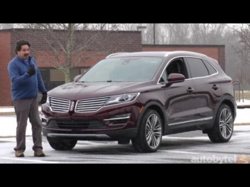 2016 Lincoln MKC Reserve 2.3L AWD Winter Test Drive Video Review