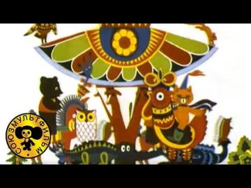 Весёлая карусель - Выпуск 13 | Советские мультфильмы для детей