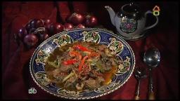 Ханкишиев Сталик: Печень с овощами - Видео рецепт