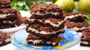 Калнина Н Какое же оно Вкусное! Шоколадное печенье с творогом