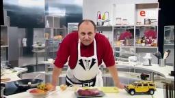 Жареная говядина в розовом молочно-томатно-луковым соусе рецепт от шеф-повара / Илья Лазерсон