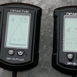 Эхолот Практик ЭР-6Pro2 отличия от модели Практик ЭР-6Pro [salapinru]