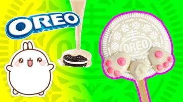 Афинка Diy Белое ОРЕО! Делаем вкусняшки из OREO / Очень быстрый и простой рецепт