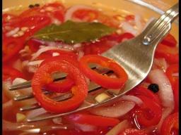Маринованный острый перец | Рецепт Ирины Хлебниковой