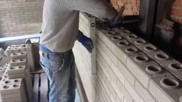 Обучающее видео №2 Лего-кирпич, кладка стены!