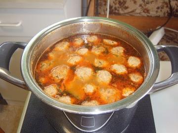 Суп из чечевицы Маринкины Творинки