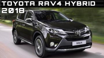 Toyota RAV4 Hybrid Тест драйв и Обзор  Стоит ли покупать гибрид