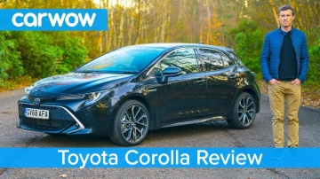 Toyota Corolla 2019 in-depth review | carwow Reviews