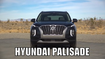 Hyundai Palisade / Хёндей Палисад 2019 - обзор новинки