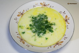 Сырный суп с курицей / Сырный суп из плавленных сырков видео