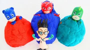 ГЕРОИ В МАСКАХ все серии подряд Мультики для детей про игрушки Герои в масках Сборник лучших серий