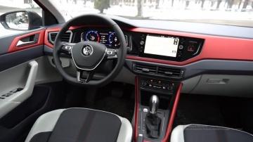 New Volkswagen Polo 2019 обзор тест драйв