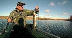 Рыбалка на щуку - ловля щуки осенью