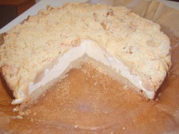 Королевская ватрушка с яблоками Маринкины творинки Маринкины Творинки