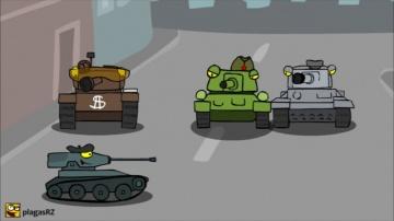 Мультик про танки-Танкомульт Мажор
