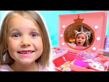 Катя и волшебное зеркало Домик для Волшебной лошадки