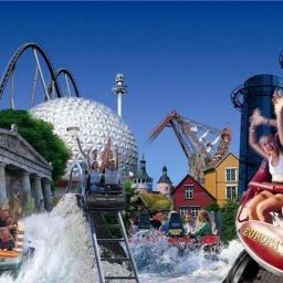 Самый большой в Европе парк развлечений: Европа-парк в Германии