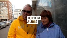 Тойота Аурис - Большой тест-драйв