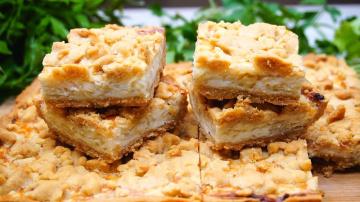 Калнина Н Съедается до крошки, Необыкновенный пирог закусочный!