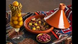 Ханкишиев Сталик: Таджин из говяжьего языка с лимоном и оливками - Видео рецепт