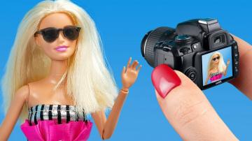 Трум Трум 7 лайфхаков для куклы Барби / Фото лайфхаки для Барби