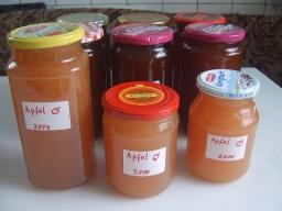Яблочное пюре и яблочное повидло | Рецепт Маринкины Творинки