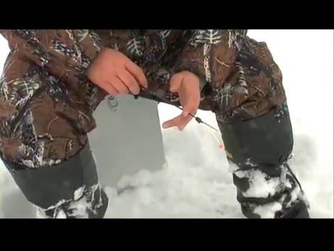 Особенности сибирской зимней рыбалки.