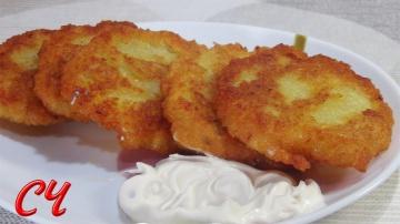 Самые Вкусные картофельные Драники | Рецепт Светланы Черновой