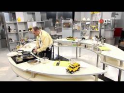 Тесто для тонких блинчиков на молоке рецепт от шеф-повара / Илья Лазерсон / русская кухня