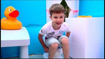 DIY 3-Х комнатный дом для ДЕТЕЙ и РУМ ТУР или Pretend Play in DIY Playhouse for children