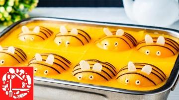 Торт Пчелки Самый лучший тортик на Детский День Рождения | Рецепт Оксаны Пашко