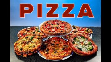Пицца-Симфония | 6 видов пиццы на гриле или в духовке | Рецепт Сталика Ханкишиева