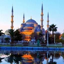 Стамбул Турецкий бриллиант: Город красочных контрастов