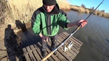 """Проект """"Аренда водоёма"""" 31 """"Рыбалка на кормаки"""" (ДР)"""