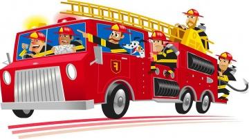Мультики про Пожарные Машинки Все серии подряд Развивающие мультфильмы