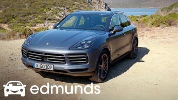 2019 Porsche Cayenne Review | Test Drive | Edmunds