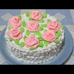Рецепты вкусных бисквитных тортов - Valentina24777 | Готовим Вкусно