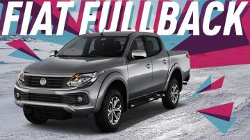 Fiat Fullback/Дешевый L200/Большой Тест Драйв