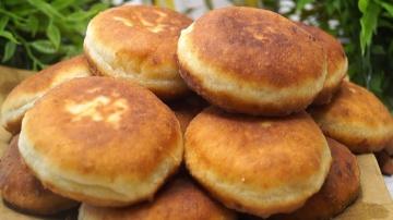 Калинина Наталья  Невероятно вкусные Пышки к завтраку! Устоять невозможно!