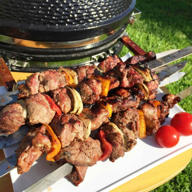 Видео рецепт - Шашлык из свинины