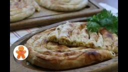 Слоеный Пирог с Сыром ✧ Бёрек с Сыром | Рецепт  Ирины Хлебниковой