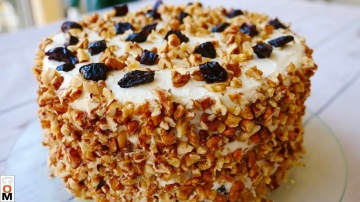 Медовый Торт «Герцогиня» с Воздушными Коржами | Рецепт Ольги Матвей