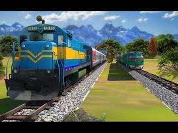 Мультики про паровозики и поезда | Приключения на железной дороге